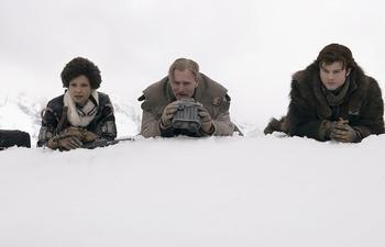 Box-office nord-américain : Solo reste en tête