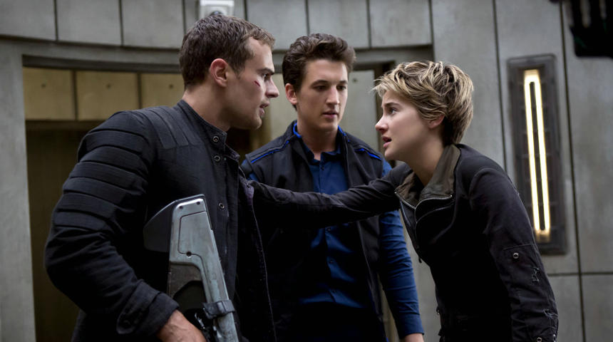 Sorties DVD : Insurgent