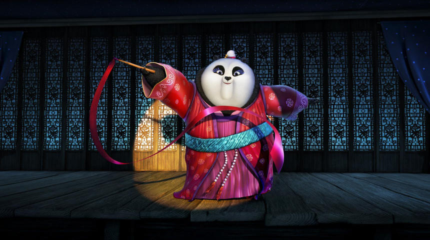 Box-office nord-américain : Kung Fu Panda 3 en tête