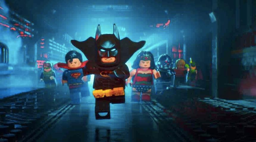 Nouveautés : The Lego Batman Movie