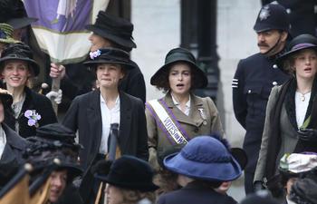 Bande-annonce du film Suffragette avec Meryl Streep et Carey Mulligan
