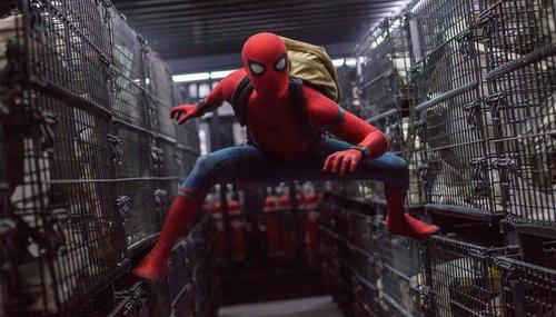Sorties Blu-Ray et DVD : Spider-Man: Homecoming