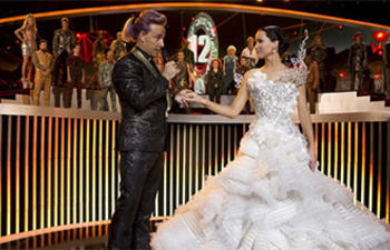 Nouveautés : The Hunger Games: Catching Fire