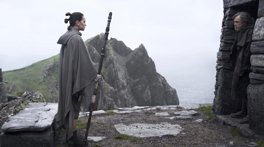Nouveautés : Star Wars: The Last Jedi et Ferdinand