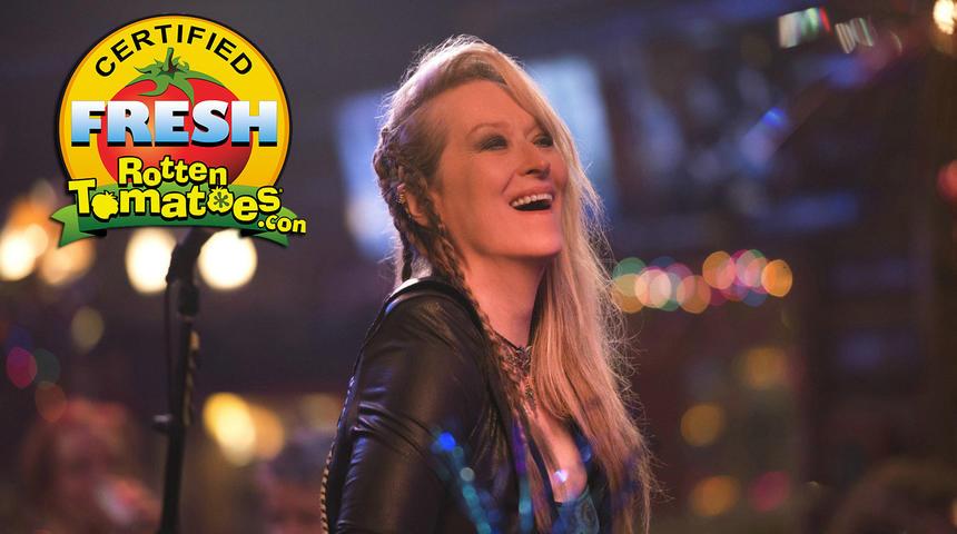 Meryl Streep se soulève contre le manque de critiques féminines sur Rotten Tomatoes