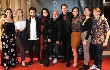Photos de la première du film québécois Wolfe