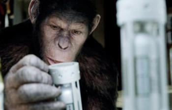 Nouvelle bande-annonce du film Rise of the Planet of the Apes