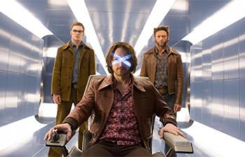 Box-office québécois : X-Men : Jours d'un avenir passé déloge Godzilla