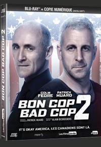 DVD du film Bon Cop Bad Cop 2