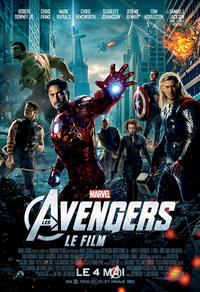 Les Avengers : Le film
