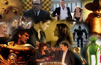 Les films de l'automne 2011