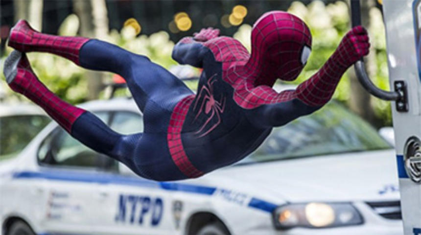 Sorties DVD : The Amazing Spider-Man 2