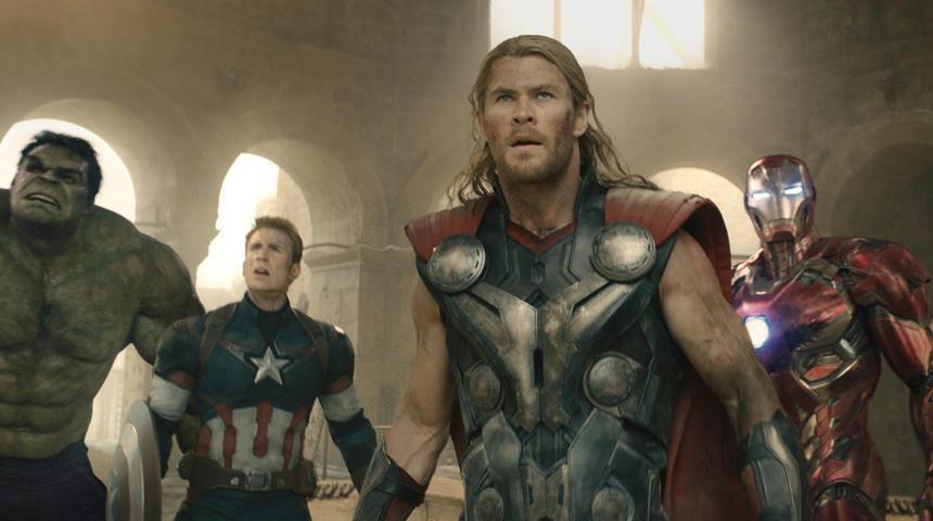 Nouveautés : Avengers: Age of Ultron
