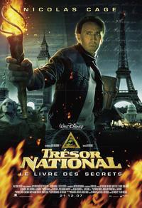 Trésor national: Le livre des secrets
