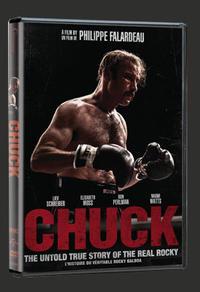DVD du film Chuck