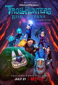 Chasseurs de trolls: le réveil des titans