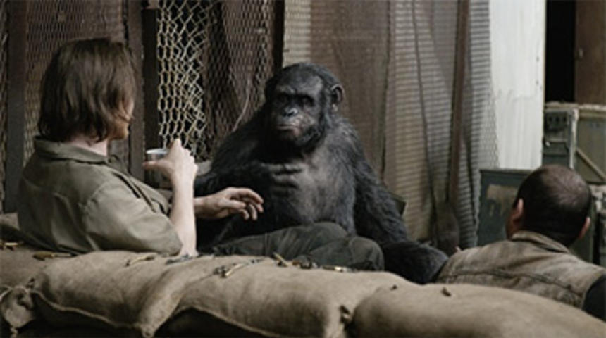 Box-office nord-américain : Dawn of the Planet of the Apes domine le week-end