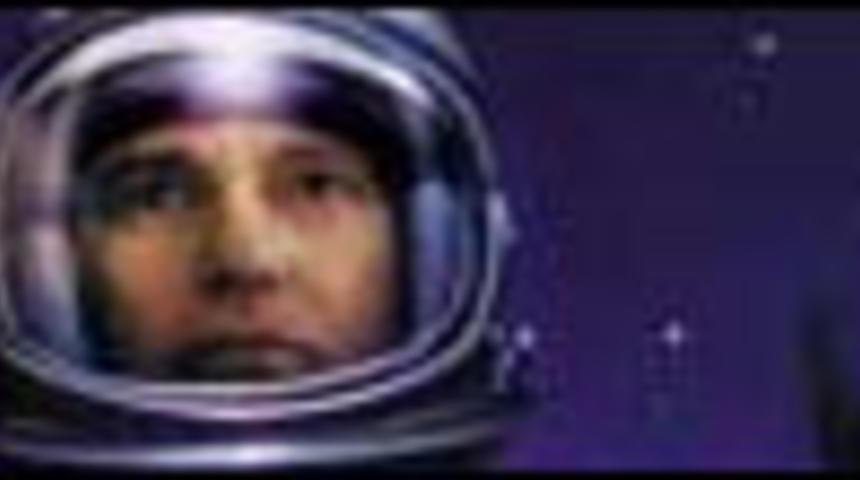 Une affiche pour The Astronaut Farmer