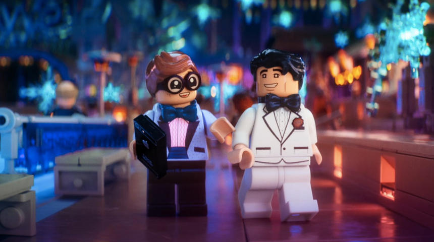 Box-office nord-américain : LEGO Batman Movie remporte la course contre Fifty Shades Darker