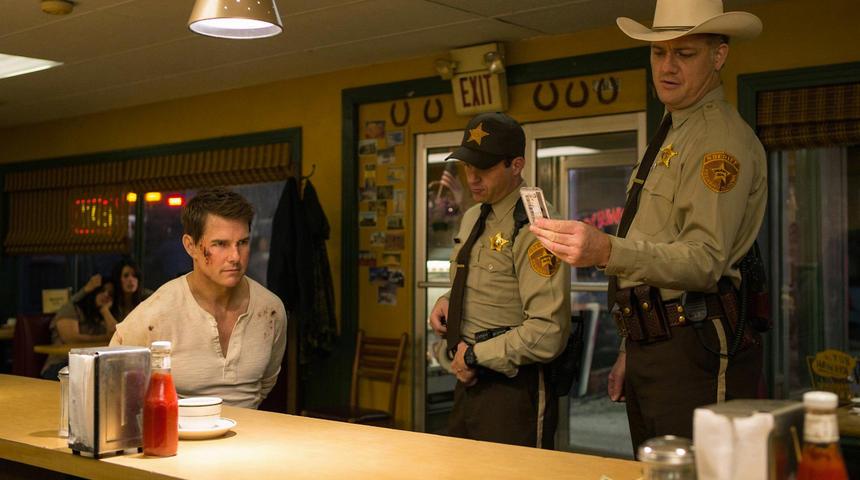 Une bande-annonce enflammée pour Jack Reacher: Never Go Back