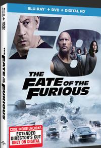 Combo Blu-ray/DVD du film Le destin des dangereux