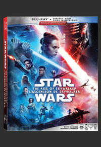 Combo Blu-Ray + DVD + copie numérique du film Star Wars : L'ascension de Skywalker
