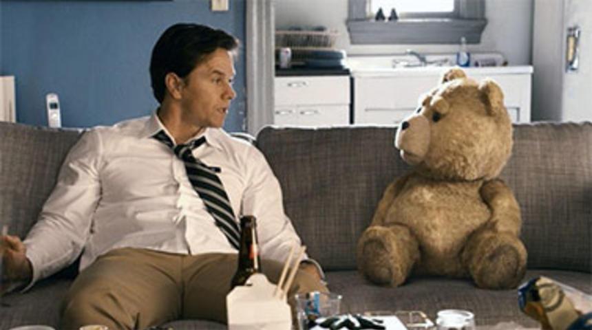 Box-office québécois : Ted en première place