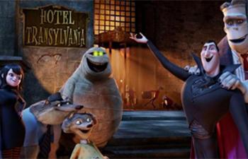 Box-office québécois : Hôtel Transylvanie toujours en tête