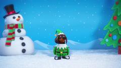 Bande-annonce de Noël en anglais