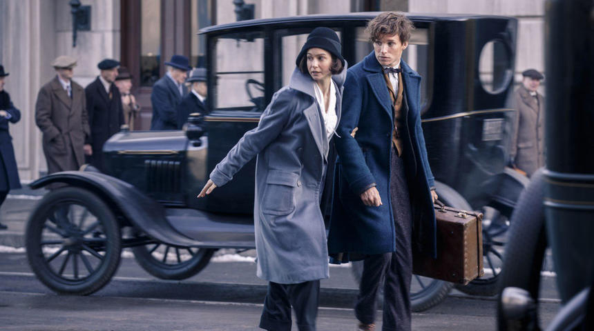 Première pré-bande-annonce pour Fantastic Beasts and Where to Find Them