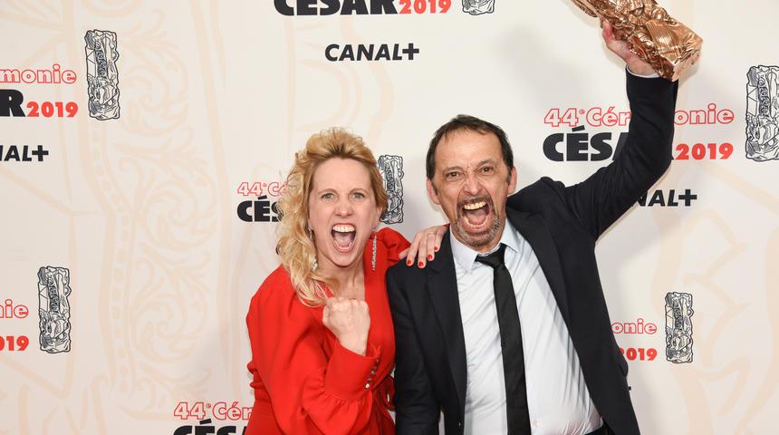 César 2019 : La liste des gagnants et nos photos du tapis rouge