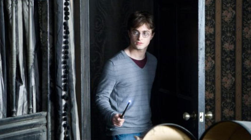 Première bande-annonce d'Harry Potter and the Deathly Hallows: Part I