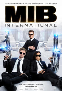 MIB Hommes en noir international