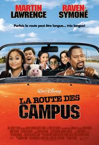 La route des campus