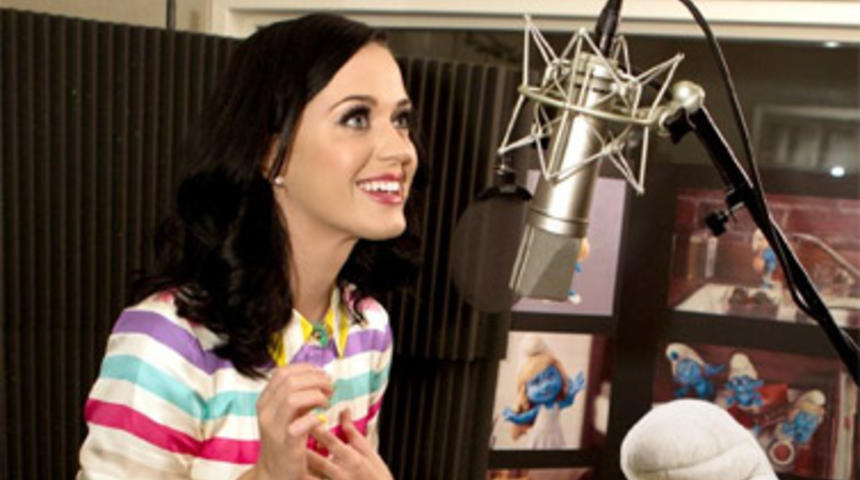 Katy Perry et Adele pressenties pour One Chance