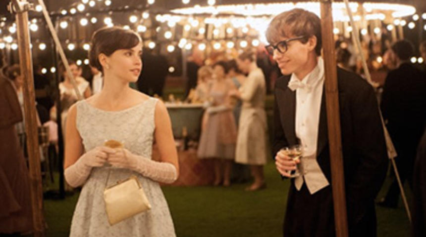 The Theory of Everything : Si y'a de la vie, y'a de l'espoir