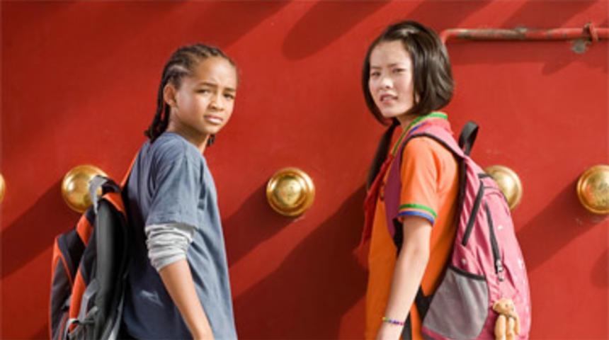 Nouvelle bande-annonce en français du film Le Karaté Kid