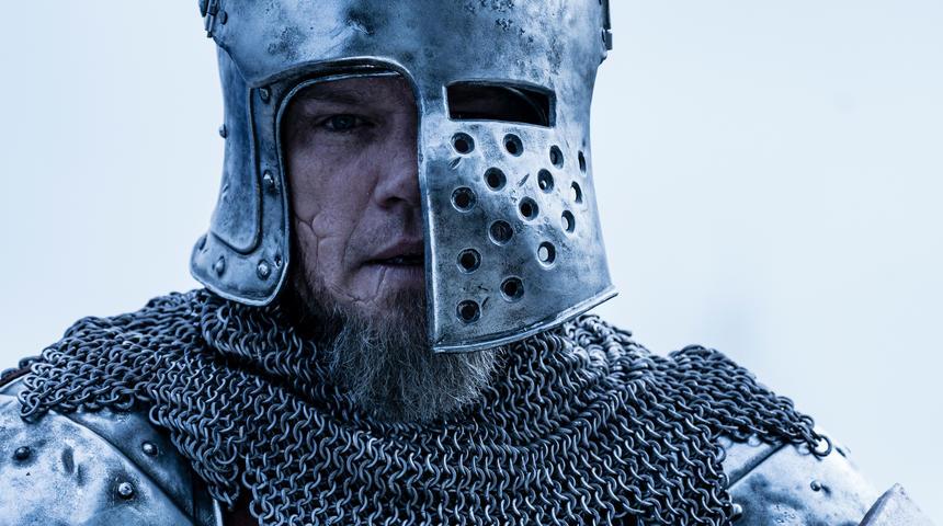 The Last Duel : Ben Affleck et Matt Damon parlent de leur plus récente collaboration