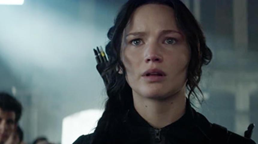 Une première bande-annonce pour The Hunger Games: Mockingjay - Part 1