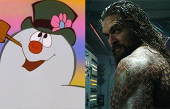 Jason Momoa sera Frosty the Snowman