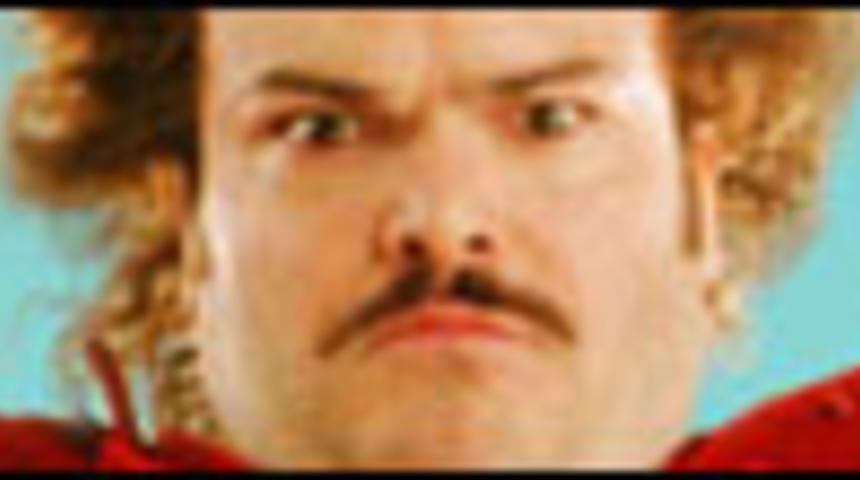Bande-annonce : Jack Black fait un fou de lui dans Nacho Libre