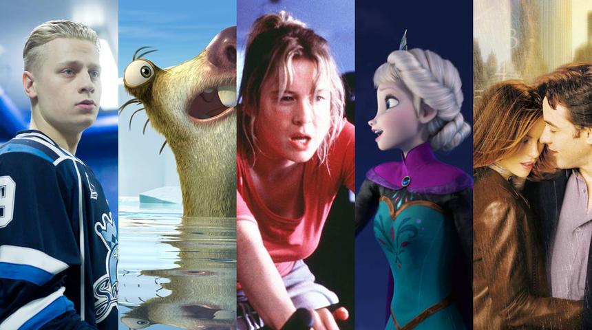 Notre top 10 des films hivernaux