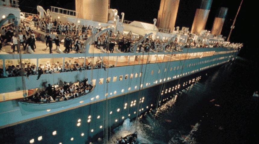 Titanic en 3D sortira le 6 avril 2012