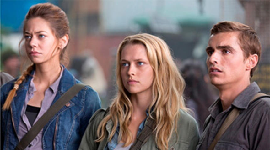 Box-office nord-américain : Warm Bodies en tête