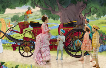 Sorties à la maison : Mary Poppins Returns