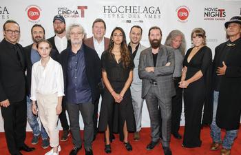 Tapis rouge du film québécois Hochelaga, Terre des âmes