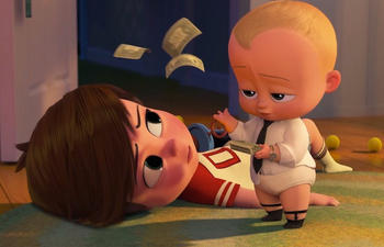 Sorties Blu-Ray et DVD : The Boss Baby
