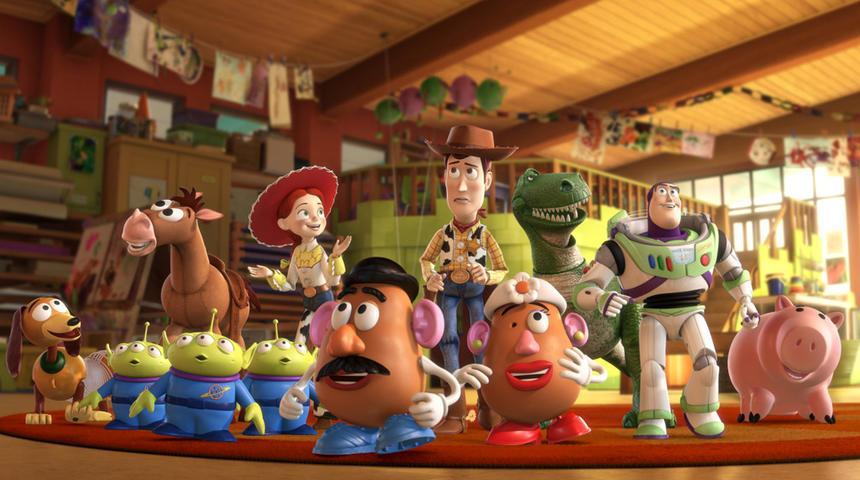 Box-office nord-américain : Toy Story 3 se joue de la compétition