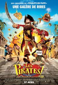 Les pirates ! Bande de nuls