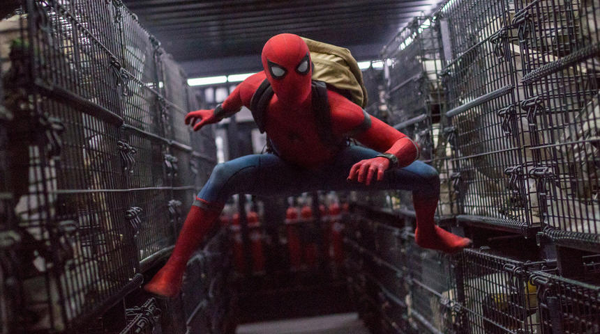 Sorties Blu-Ray et DVD : Spider-Man: Homecoming